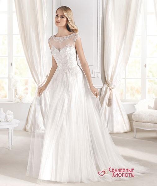 Vestido noiva modelo triangulo invertido